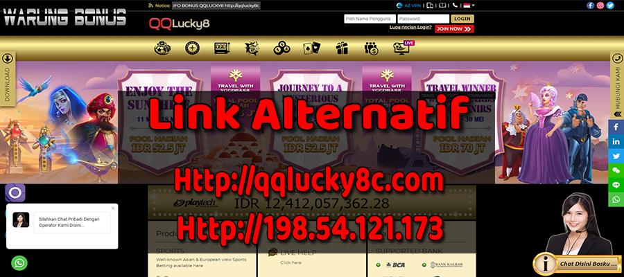 Link Alternatif QQslot